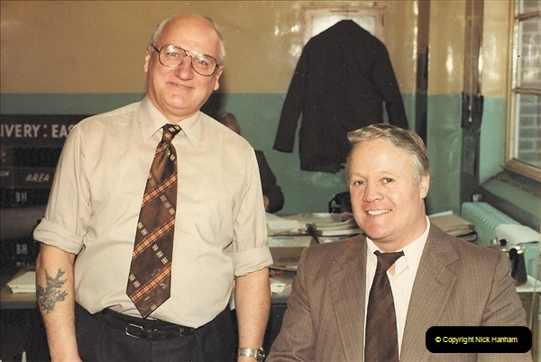 1961 to 2000 Royal Mail mostly Bournemouth & Poole. Your Host & MANY good friends.  (51) 072