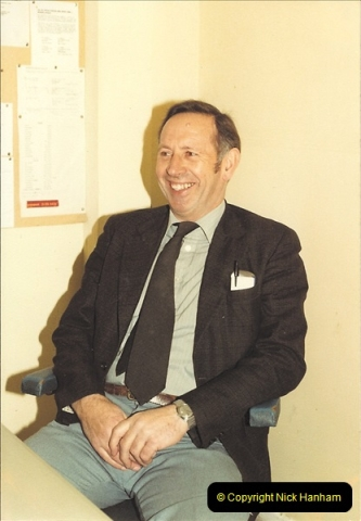 1961 to 2000 Royal Mail mostly Bournemouth & Poole. Your Host & MANY good friends.  (58) 079