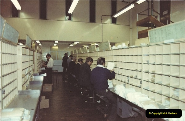 1961 to 2000 Royal Mail mostly Bournemouth & Poole. Your Host & MANY good friends.  (66) 087