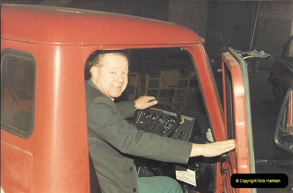 1961 to 2000 Royal Mail mostly Bournemouth & Poole. Your Host & MANY good friends.  (92) 113
