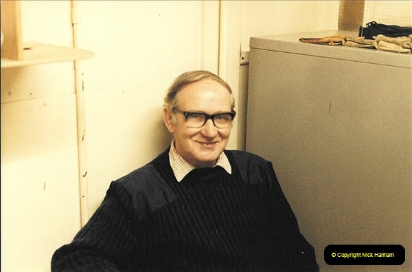 1961 to 2000 Royal Mail mostly Bournemouth & Poole. Your Host & MANY good friends.  (99) 120