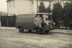 1959 to 1980 Your Host. My early Royal Mail career.  (13) 013