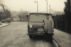 1959 to 1980 Your Host. My early Royal Mail career.  (14) 014