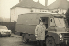 1959 to 1980 Your Host. My early Royal Mail career.  (15) 015