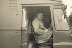 1959 to 1980 Your Host. My early Royal Mail career.  (17) 017
