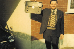 1959 to 1980 Your Host. My early Royal Mail career.  (19) 019
