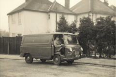 1959 to 1980 Your Host. My early Royal Mail career.  (8) 008
