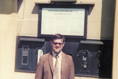 1961 to 2000 Royal Mail mostly Bournemouth & Poole. Your Host & MANY good friends.  (15) 036