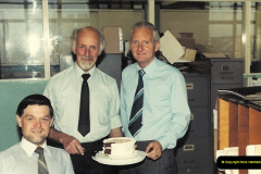 1961 to 2000 Royal Mail mostly Bournemouth & Poole. Your Host & MANY good friends.  (39) 060