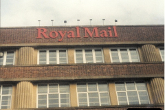 1961 to 2000 Royal Mail mostly Bournemouth & Poole. Your Host & MANY good friends.  (8) 029