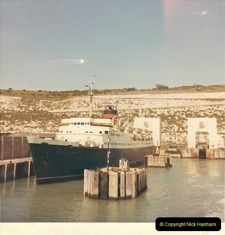 1967-08-08. Dover, Kent. (1)001
