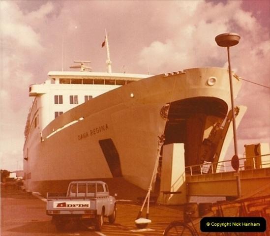 1975-07. Harwich, Essex.  (3)017