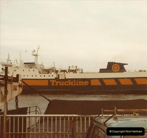 1980-09. Sandbanks, Poole, Dorset.044