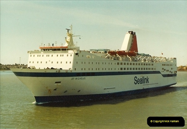 1983-07-10 Parkston Quay, Harwich, Essex.  (4)062