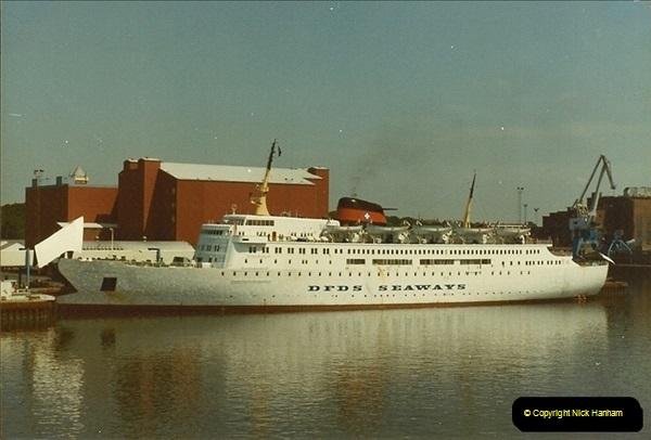 1983-07-13 The Winston Churchill @ Esbjerg, Denmark.067