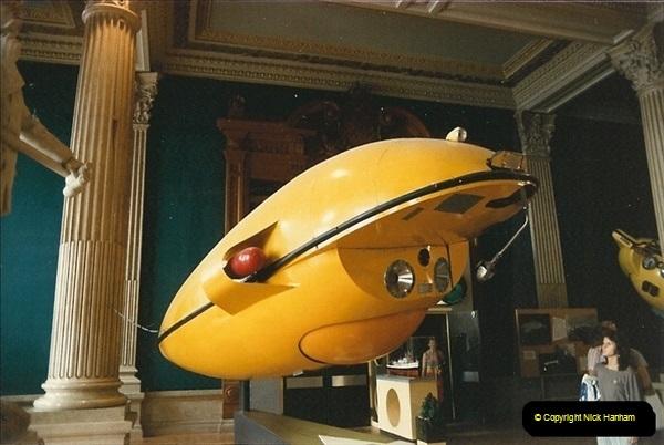 1984-07-16. Jacques Cousteau Museum, Monaco.  (2)091