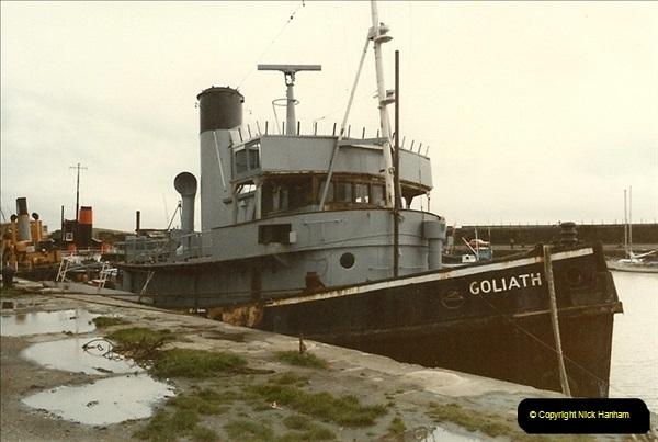 1984-10-30 Maryport, Cumbria.  (1)093