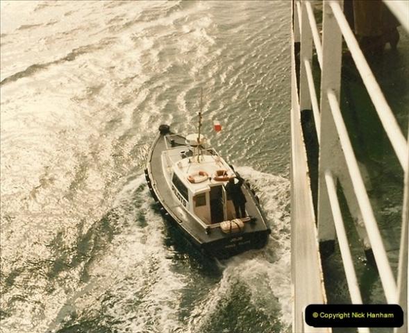 1985-09-03 PooleQuay, Dorset.  (6)113