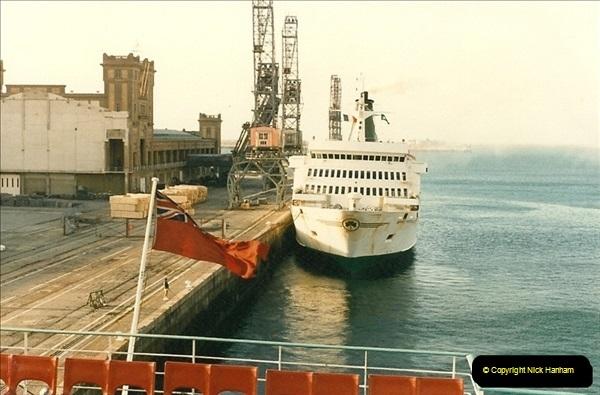 1985-09-04 Cherberg, France.  (3)120