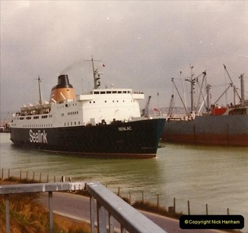 1985 October. Newhaven, Sussex.123