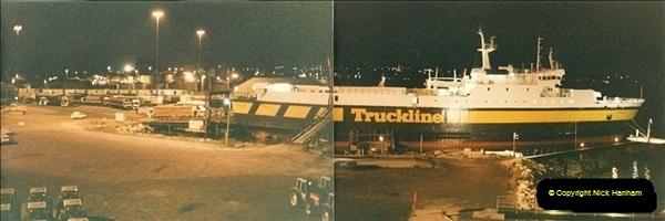 1986-07-17. Poole Quay, Dorset. (3)131