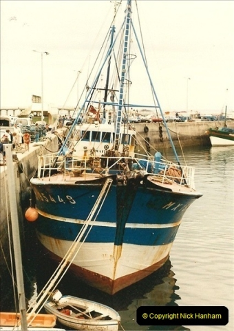 1986-07-20. Roscoff, France.  (3)135