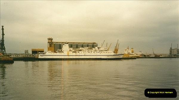 1991-05-19 Southampton, Hampshire.188