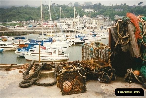1992-02-16. Lyme Regis, Dorset. (1)201