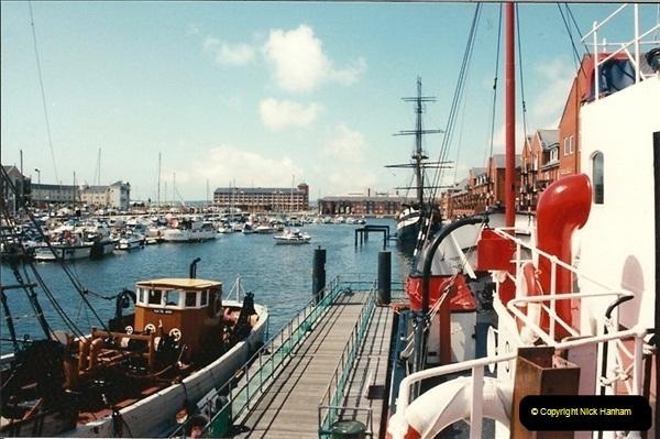 1992-07-19 Swansea, Glamorgan.  (7) 211