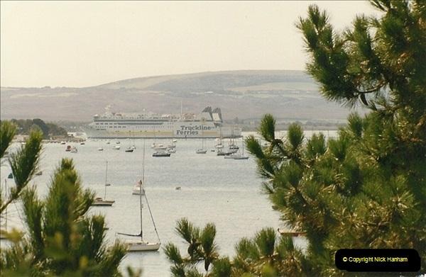 1993-09-04 Poole Harbour, Poole, Dorset.  (4)219