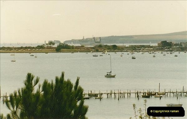 1993-09-04 Poole Harbour, Poole, Dorset.  (5)220