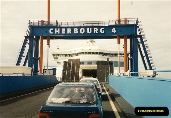 1994-06-06. Cherbourg, France. (2)230