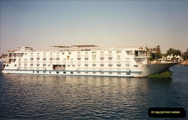 1994-08-08 to 15-08. Luxor, The Nile & Aswan, Egypt.  (12)248