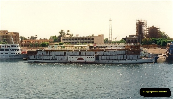 1994-08-08 to 15-08. Luxor, The Nile & Aswan, Egypt.  (13)249