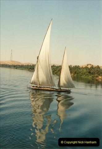 1994-08-08 to 15-08. Luxor, The Nile & Aswan, Egypt.  (4)242