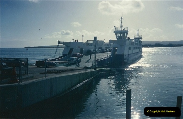 1994 January. New Ferry No. 4. The Haven, Poole, Dorset.   (1)281