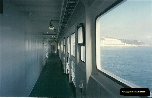1994 January. New Ferry No. 4. The Haven, Poole, Dorset.   (7)287