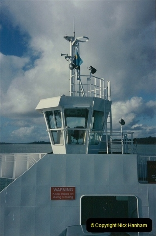 1994 January. New Ferry No. 4. The Haven, Poole, Dorset.   (8)288