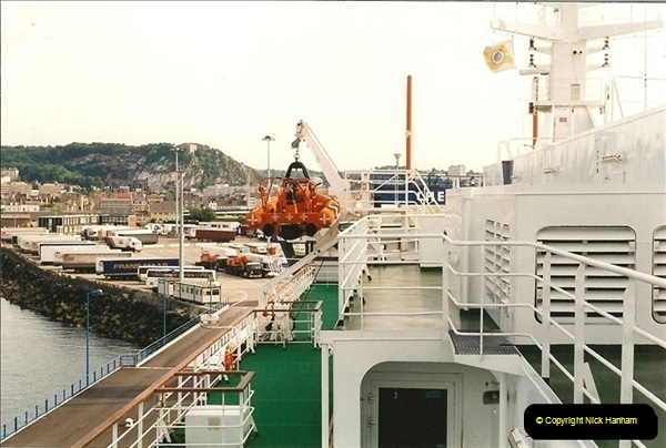 1995-06-02. Cherbourg, France. (3)295