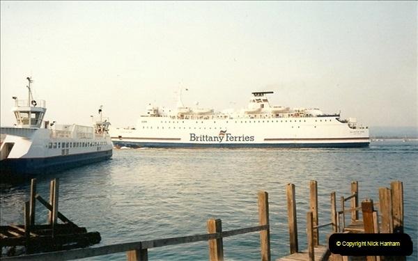 1995-08-20 The Haven, Poole, Dorset.  (1a)312