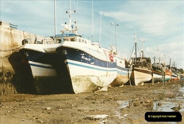 1995-10-26. Roscoff, France. (5)322