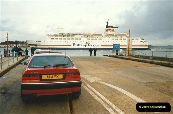 1996-01-04 The Haven, Poole, Dorset.  (2)332