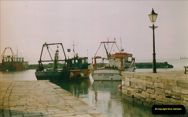 1996-03-10. Poole Quay, Dorset.  (2)342