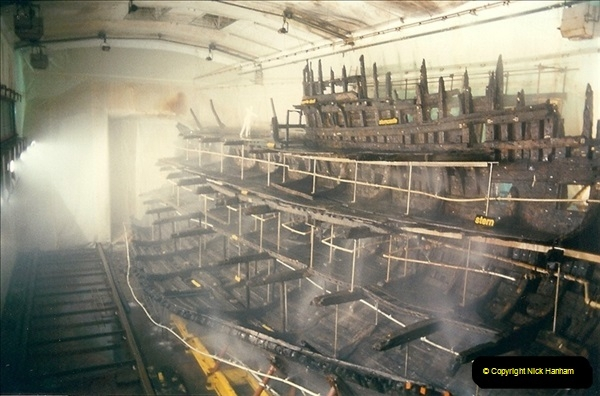 1996-11-01 The Mary Rose @ Portsmouth, Hampshire.348