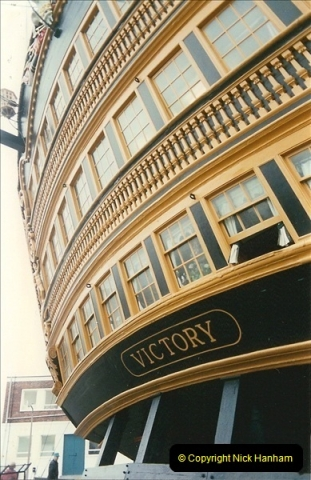 1996-11-02. HMS Victory, Portsmouth, Hampshire. (4)352