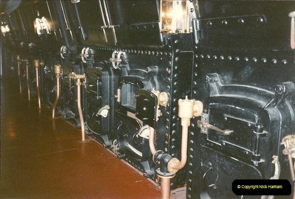 1996-11-02. HMS Warrior Portsmouth, Hampshire. (11)369