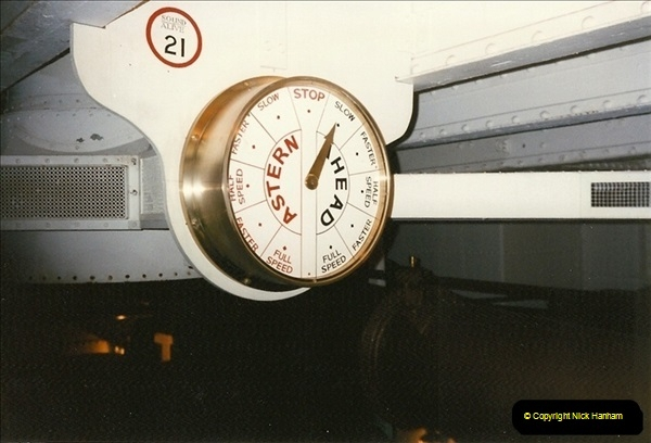 1996-11-02. HMS Warrior Portsmouth, Hampshire. (12)370