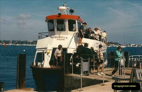 1997-09-10 Brownsea Island, Poole Harbour, Dorset.  (1)388