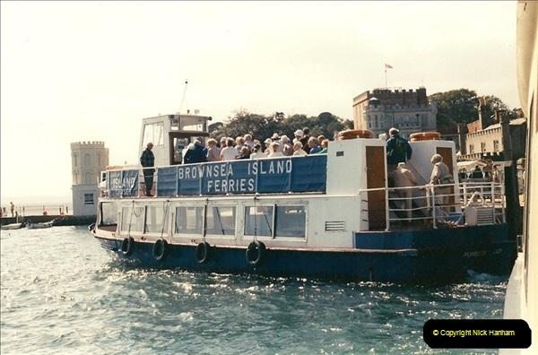 1997-09-10 Brownsea Island, Poole Harbour, Dorset.  (2)389