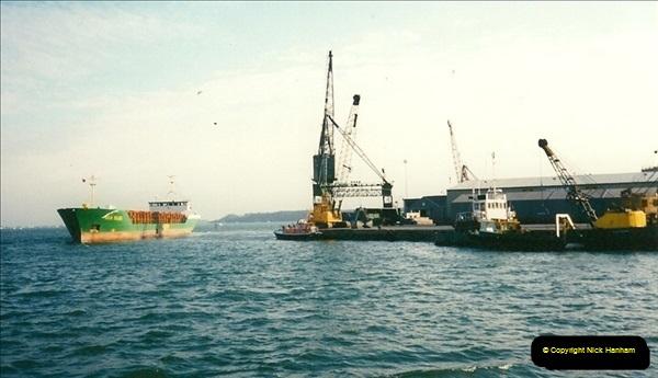 1997-09-10 Poole Quay, Dorset.  (6)394